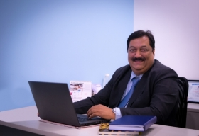 Alok Jha, MD, CyberPlat India